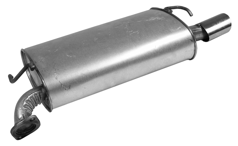 Walker 53392 Quiet-Flow Stainless Steel Muffler Assembly Tenneco