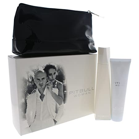 Pitbull Women 3 Piece Gift Set