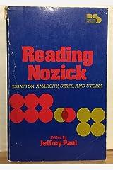 Reading Nozick Pap CB Paperback
