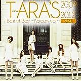 T-ARA's Best of Best 2009-2012 ~Korean ver.~ (MUSIC盤)