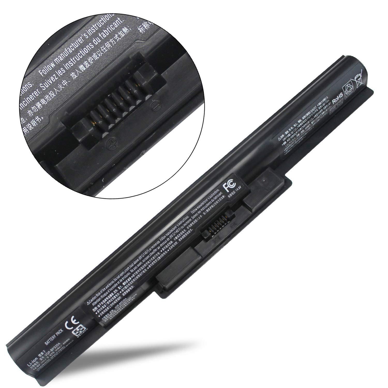 Bateria 14.8v 2670mah/40wh 4 Celdas Vgp-bps35 Vgp-bps35a Para Sony Vaio 14e 15e Series Svf14215sc Svf142c29l Svf14215cxb
