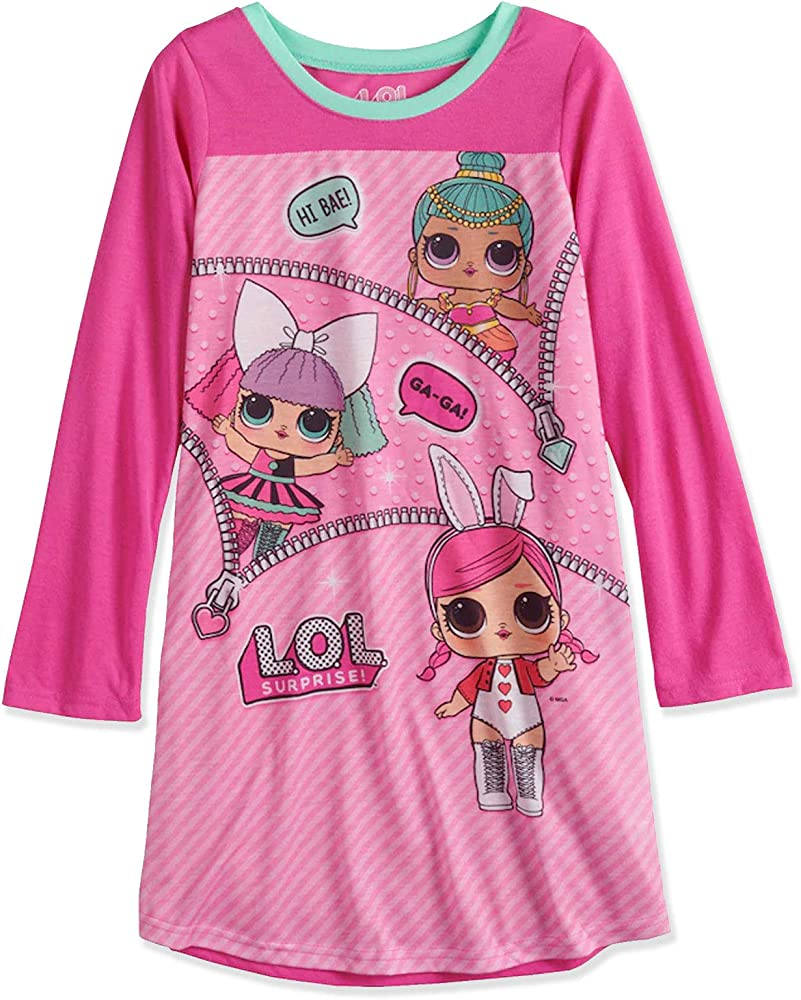 LOL Surprise Doll LiL Little Sister Rocker Glee Club Baby Doll Girl/'s Gift