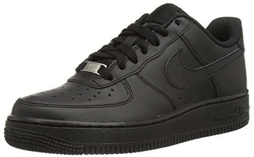 official photos e3c49 dda85 Nike Men s Air Force 1 Low-Top Slippers, Black Black-Black