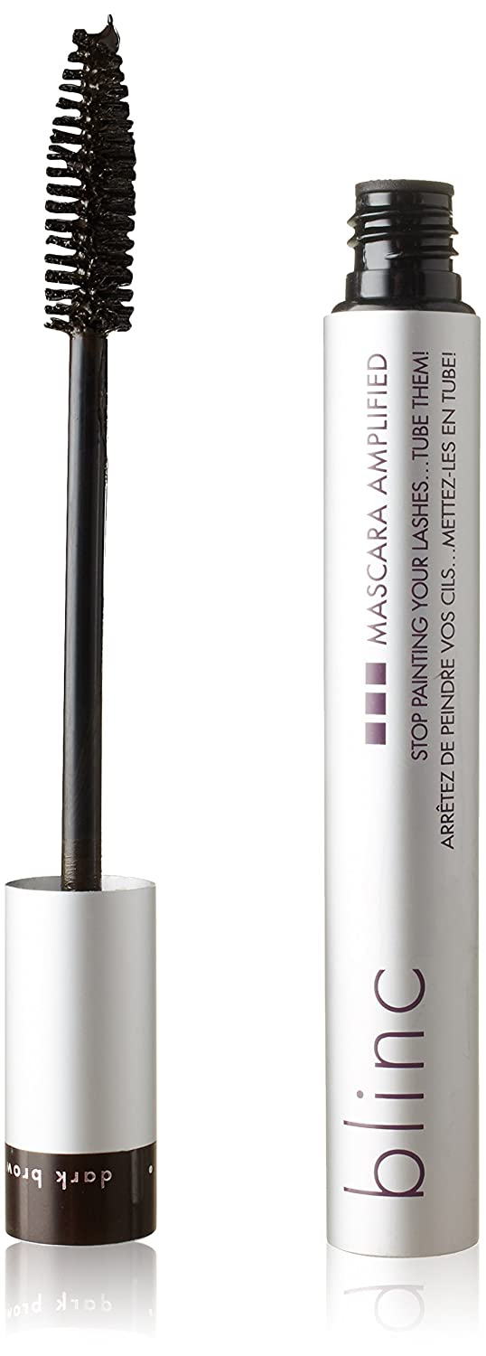 Blinc Mascara Amplified - Marrón oscuro 8,5 g / 0,3 oz ...