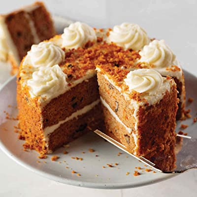 1 (30 oz.) Two-Layer Carrot Cake: Grocery & Gourmet Food