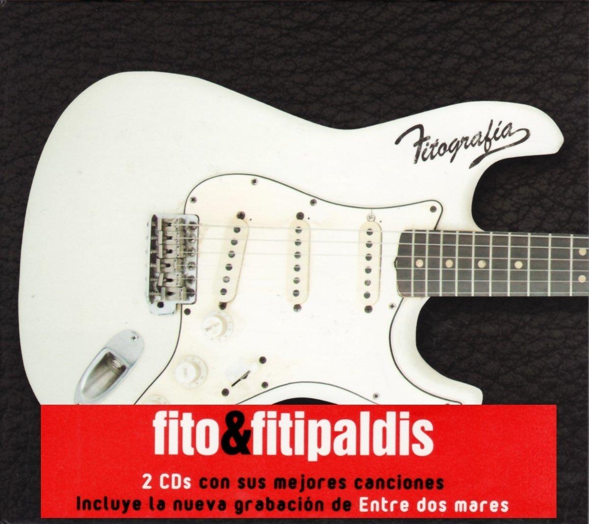 Fitografía - 2 CD: Fito Y Fitipaldis, Fito Y Fitipaldis: Amazon.es ...