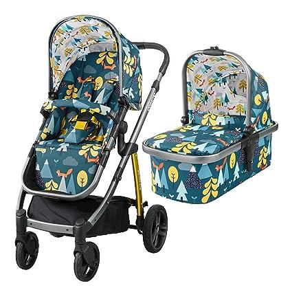Cosatto WOW cochecito de bebé y carrito de bebé (Fox Tale ...