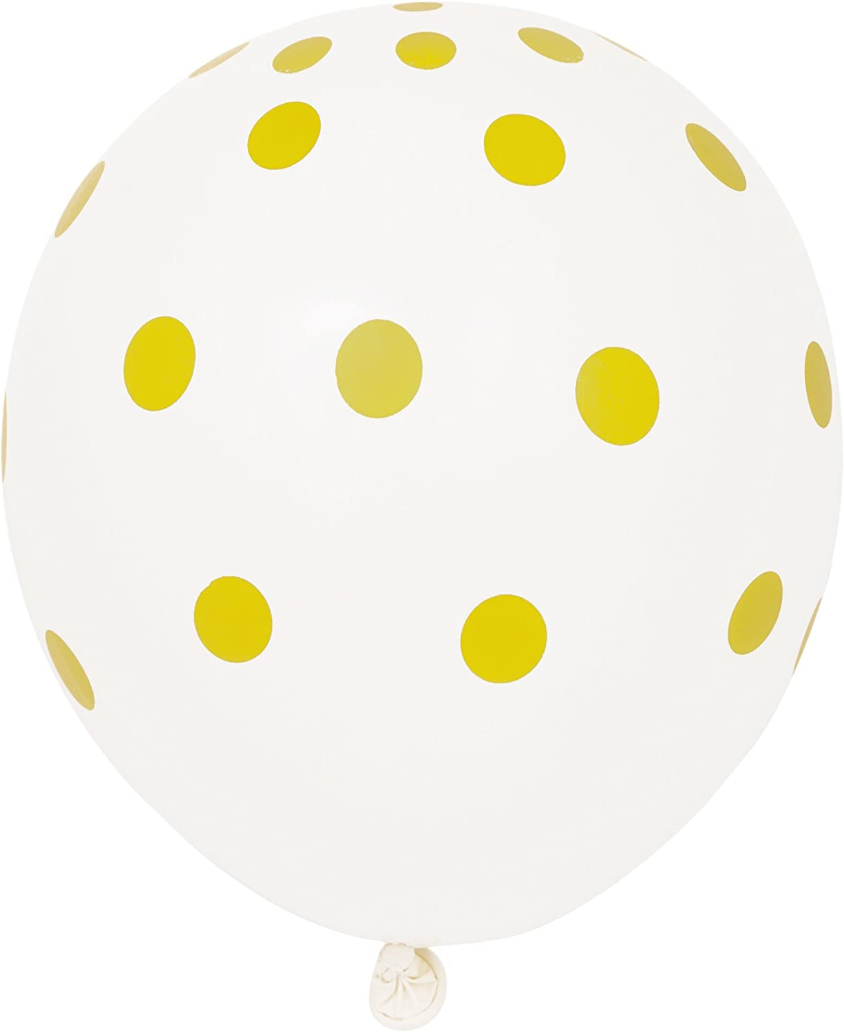 Unique Party 50258 Plastic Baby Blue Polka Dot Tablecloth 9ft x 4.5ft