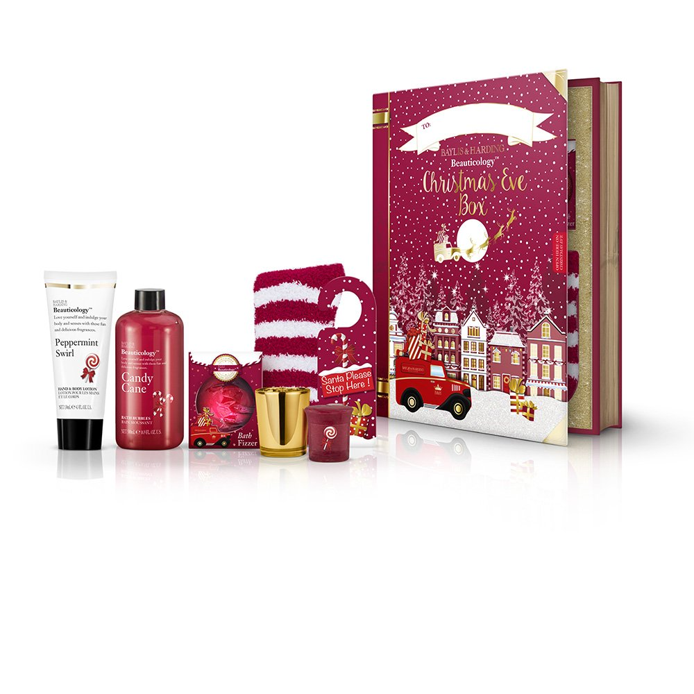 Baylis & Harding Beauticology Special Delivery Red Christmas Eve Box Gift Set BCRD18XMASBOX