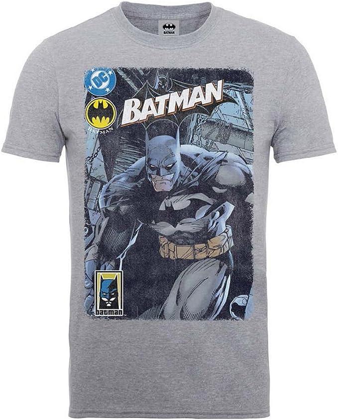 DC Comics Batman Uomini Maglietta