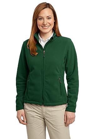 Port Authority Women's Value Fleece Jacket at Amazon Women's Coats ...
