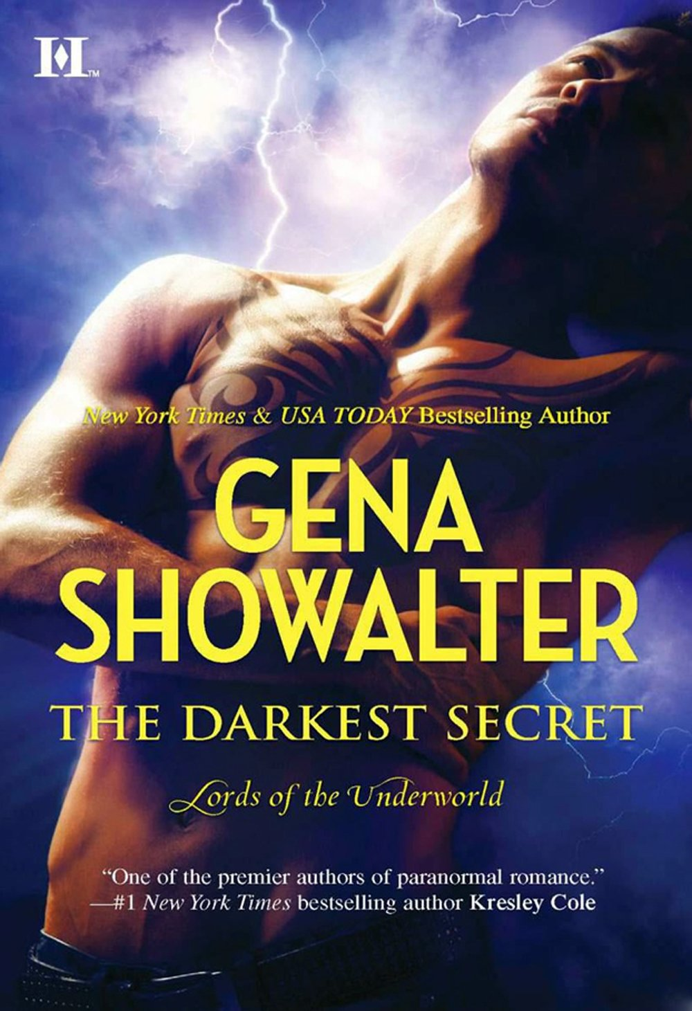 Download The Darkest Secret (Lords of the Underworld, Book 7) pdf epub