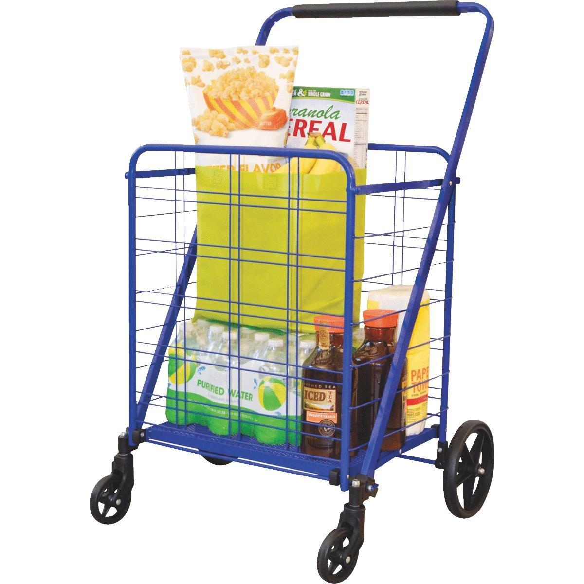 Helping Hand 156329 Shopping Cart Heavy Duty Swivel