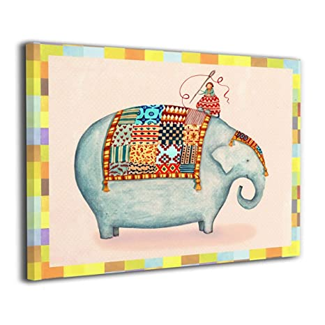 Amazon.com Little Monster The Big Elephant Framed and