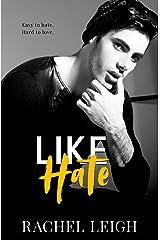 Like Hate: A Bully Romance (Redwood High) Kindle Edition