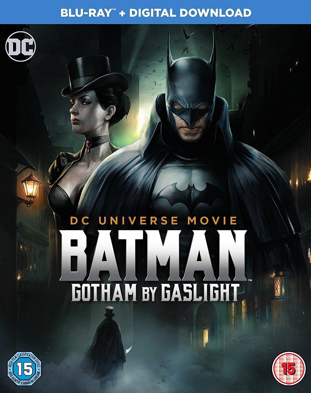 Amazon.com: Batman: Gotham By Gaslight [Blu-ray] [2018 ...