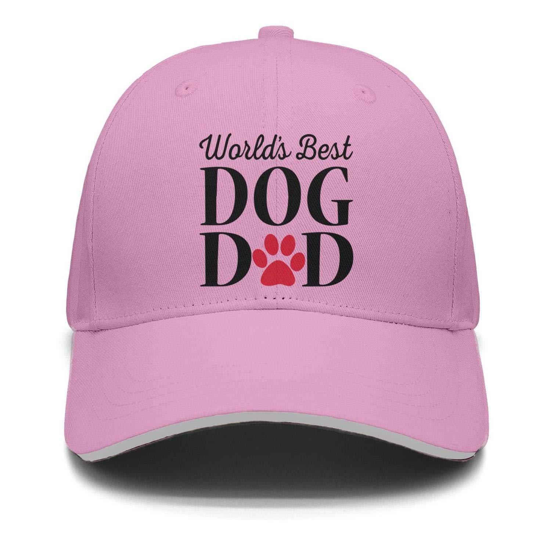 IOCZXTGH Unisex Best Dog Aunt Ever Baseball HatsFashion Adjustable Mesh Hat Caps
