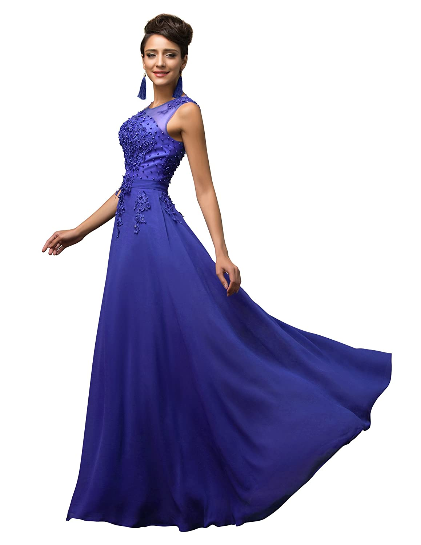 Long Evening Dresses UK