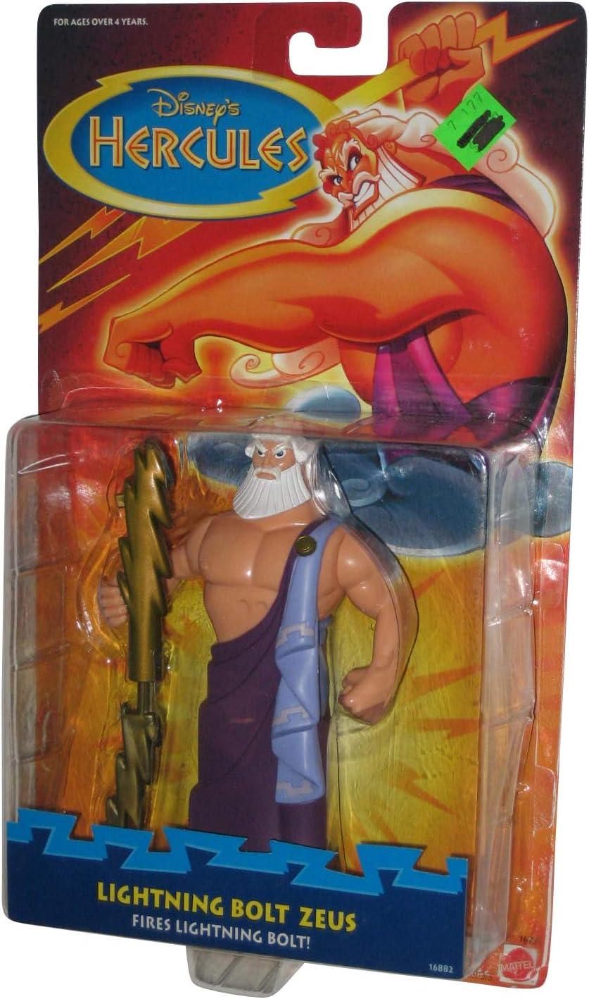 Amazon Com Disney S Hercules Lightning Bolt Zeus Toys Games