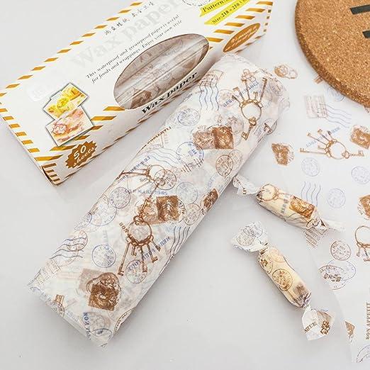 Vuffuw Envoltorio orgánico de cera de abeja, premium impermeable ...