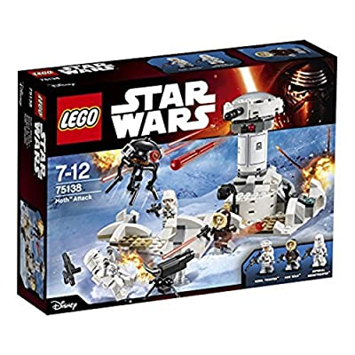 LEGO SW-HothT Attack: Toys & Games
