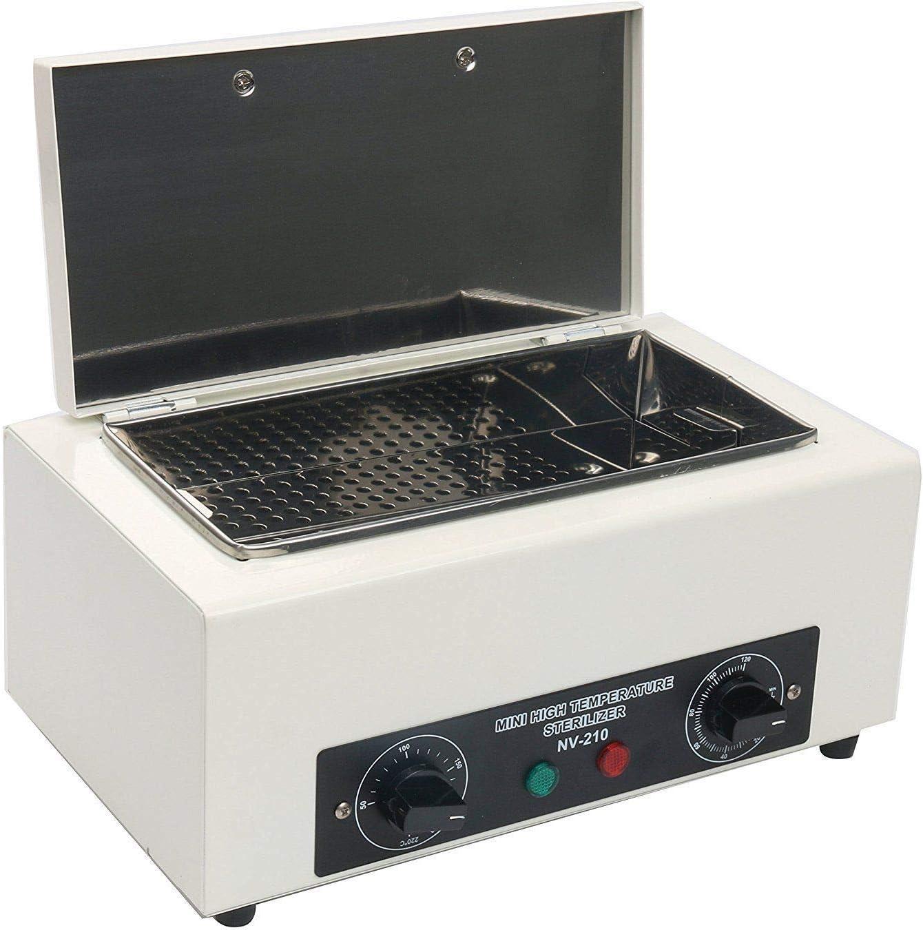 OUBO Brand 1.5L Hot Air Sterilizing Cabinet Mini High Temperature Autoclave Machine (NV-210)