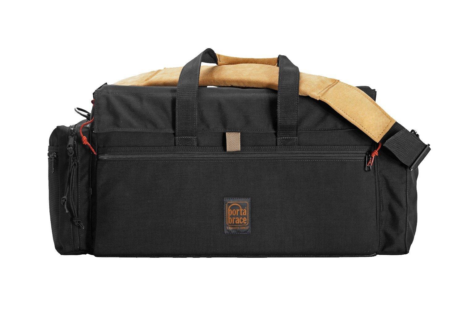 PortaBrace DCO-3R Large DSLR Camera Organizer Bag - Black