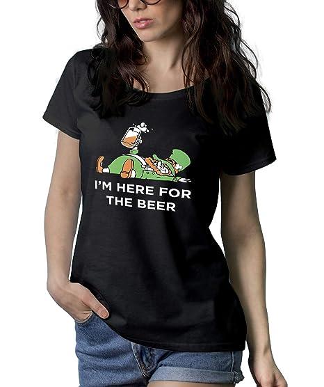 d7439d52 Black St Pattys Day Shirts for Women - St Patricks Day T Shirt Women   Beer