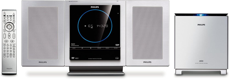Philips MCD288/37 Sistema de Audio para el hogar: Amazon.es: Electrónica