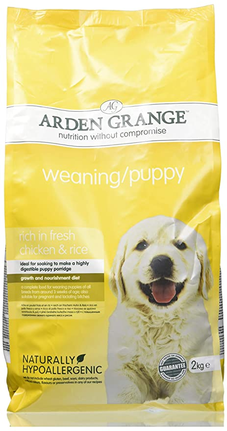 Buy Arden Grange Weaningpuppy Dog Food 2 Kg Online At Low Prices