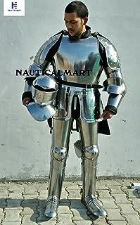 fonctionnelle complète Convient d'Armour, mieux d'Armour, et Knights Armour Costume Nauticalmart