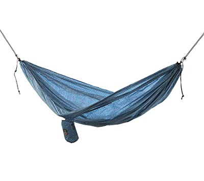 Grand Trunk Double Parachute Nylon Hammock with Carabiners