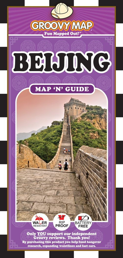 Read Online Groovy Map 'n' Guide Beijing (2012) ebook