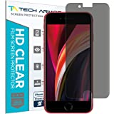 Tech Armor 4Way 360 Degree Privacy Film Screen Protector for Apple iPhone SE 2020 / iPhone 7 / iPhone 8 (4.7-inch) [1-Pack]