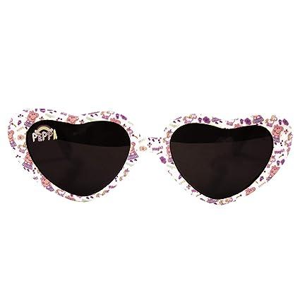 Peppa Pig - Gafas de Sol para niñas, diseño de corazón ...
