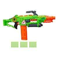 Revoltinator Nerf Zombie Strike Toy Blaster with motorized Lights Sounds & 18 Official...