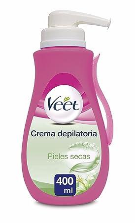 Crema depilatoria que se quita con agua