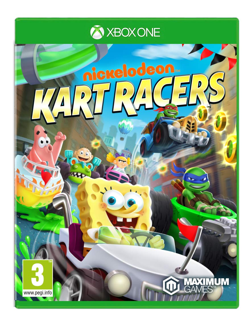 Nickelodeon Kart Racers (xbox_one) (B07GC7KJ6K) Amazon Price History, Amazon Price Tracker