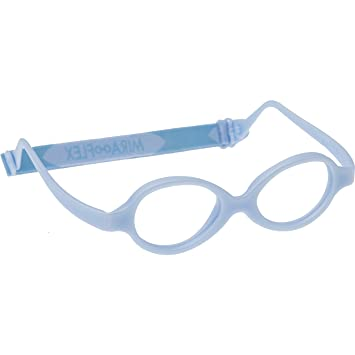 631eee22f1 Image Unavailable. Image not available for. Color  Miraflex  Baby Zero Infant  Glasses ...