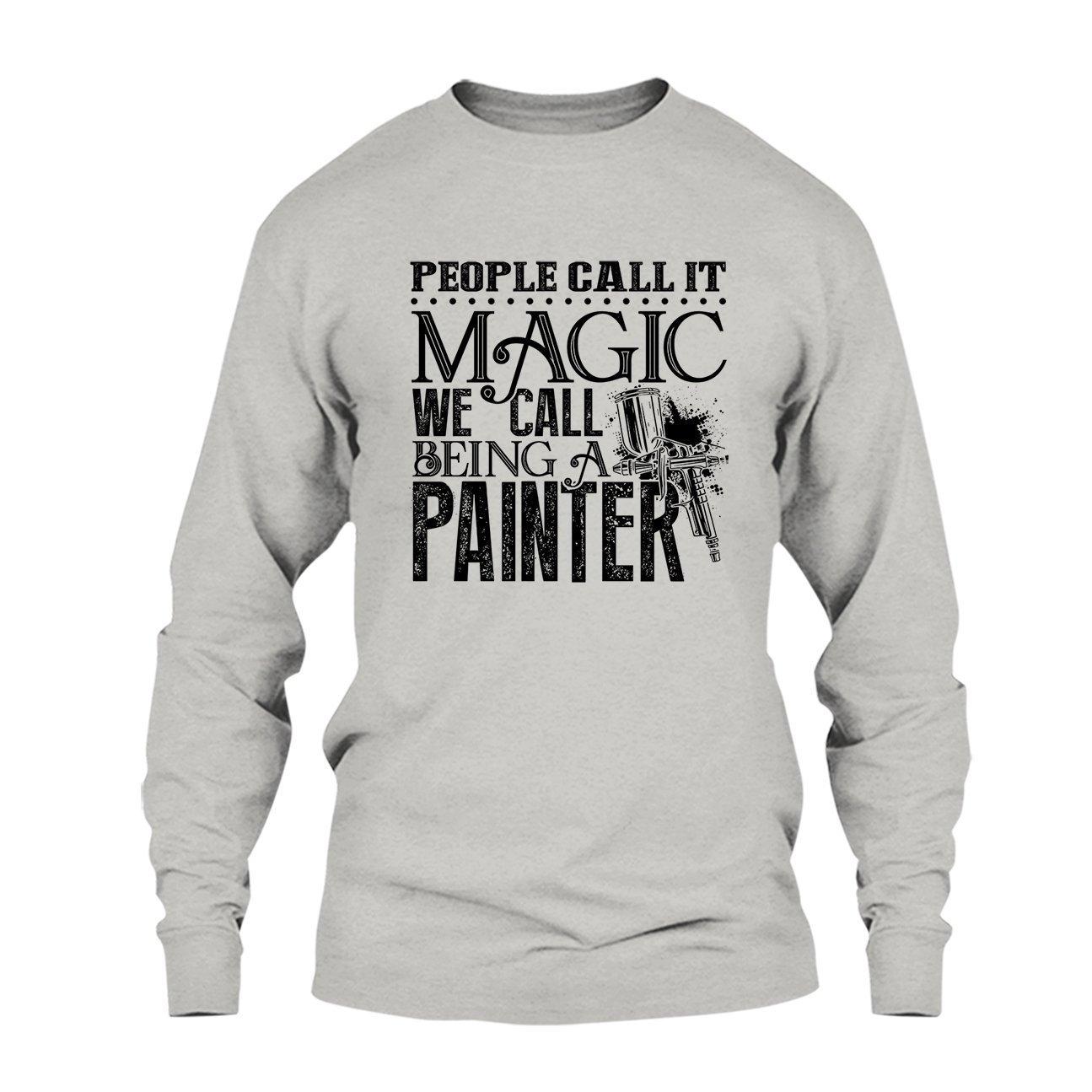Tee Shirt Being A Painter Shirt Mens Shirt