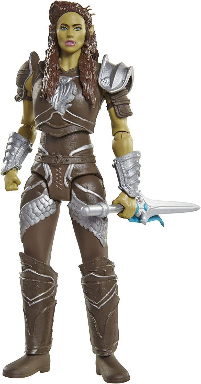 Amazon Com Warcraft 6 Garona Action Figure With Accessory Toys