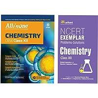 Arihant All in one Chemistry CBSE Class 12 & Arihant NCERT Exemplar Problem solution Chemistry Class 12