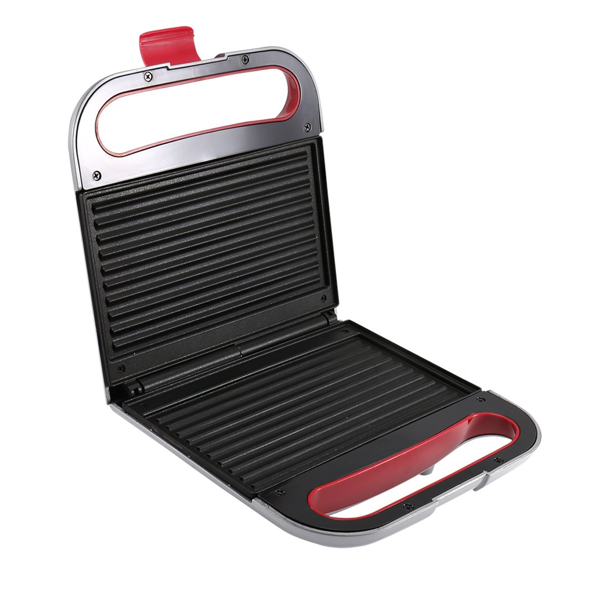 Health and Home Gourment Panini Press Grill Maker by Health and Home