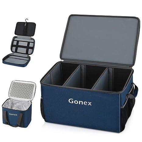 Amazon.com: Gonex Organizador de maletero de coche ...