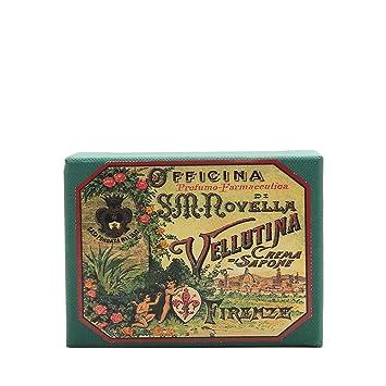 Amazon Com Santa Maria Novella Vellutina Soap 1 Pc 10250 Beauty