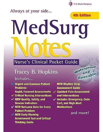 Medical & Surgical Nursing Books