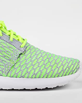 nike roshe run flyknit yellowstone