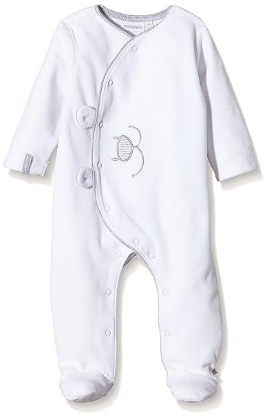 Archimède Z639131, Ropa de Bautizo para Bebés, Blanco, Nacimiento: Amazon.es: Ropa y accesorios