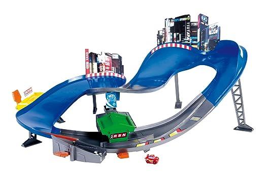 65 opinioni per Cars 2 W7171- Cars 2 Mega Micro Circuito, una macchinetta inclusa