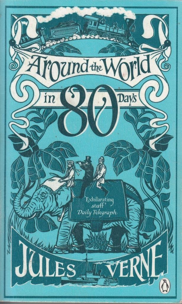 Around the World in 80 Days pdf epub